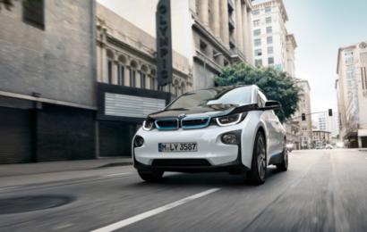 BMW i3 с увеличенным запасом хода