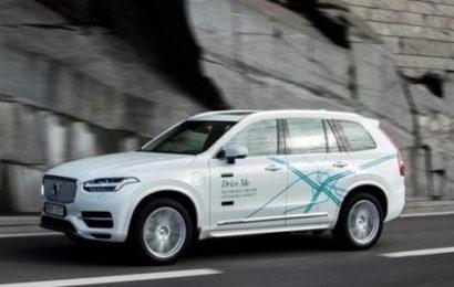 Полностью автономные автомобили Volvo будут к 2021