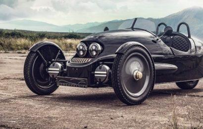 Morgan начнет серийное производство трехколеского электромобиля EV3 со специальной модификации