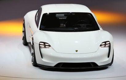 Porsche выпустит свой первый серийный электрокар