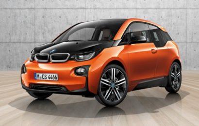BMW i3 бьет рекорды продаж в Германии
