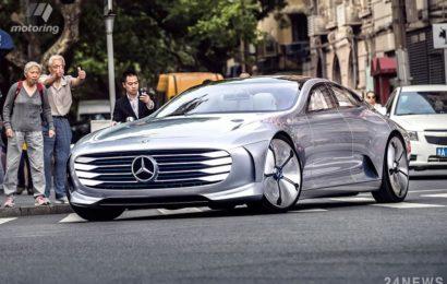 MB разработало свой электромобиль
