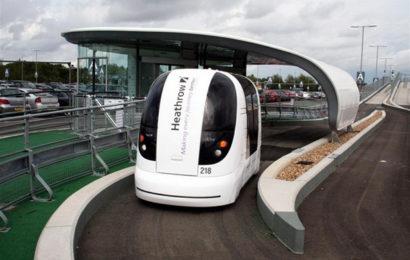 В Сингапуре запустили первые в мире электромобили с автопилотом