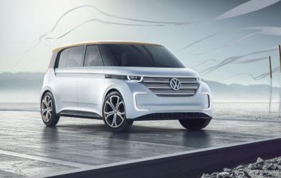 Этой осенью вы увидите новый Volkswagen