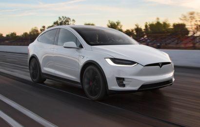 Новая Model S и Model X P100D