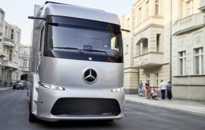 В немецком Ганновере представили грузовик с 200-километровым запасом хода