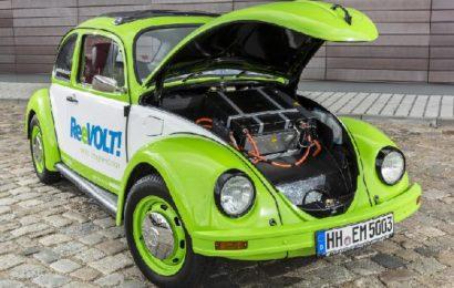 Интересные факты про электромобили