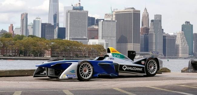 В Нью-Йорке пройдет этап Формулы-E (видео)