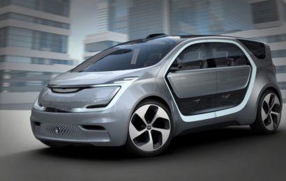Chrysler выпускает семейный электрический беспилотник
