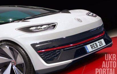 Электрический VW GTI