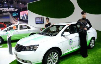 Белорусский электромобиль уже в 2017 году