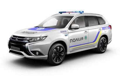 Полиция пересядет на электромобили