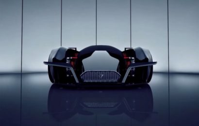 Dendrobium – новый электрический супер кар.