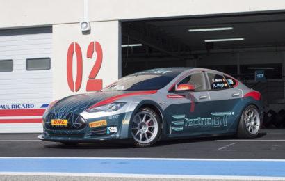 О гонках Electric GT