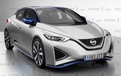 Каким будет новый электрический Nissan