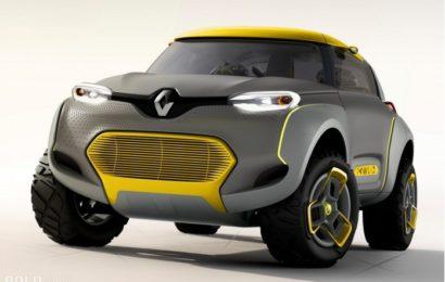 Новый электромобиль от Renault