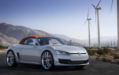 VW собирается предложить спортивный электрокар