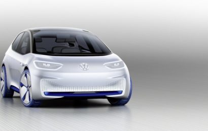 Volkswagen вложит $2 млрд в электромобили