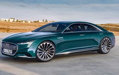 Audi A9 уже в 2020 году