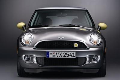 Электрические Mini будут производить в Германии