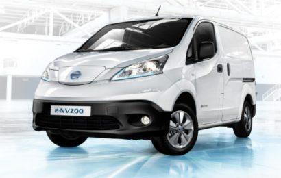 Nissan e-NV200 набирает обороты в Европе