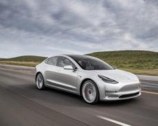 Новости про Tesla Model 3