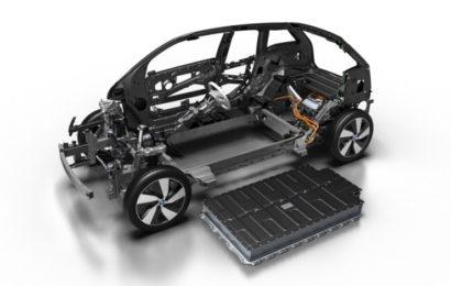 Батареи нового поколения от BMW