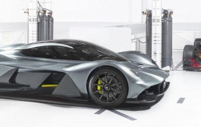 Rimac становится партнером Aston Martin