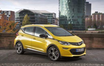 Электромотор Opel Ampera-a признали лучшим двигателем