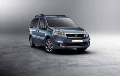 Электромобиль Peugeot Tepee Electric представят в Женеве