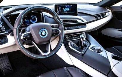 Небольшой обзор BMW i8