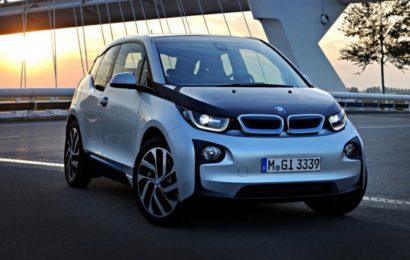 BMW i3S уже осенью 2017
