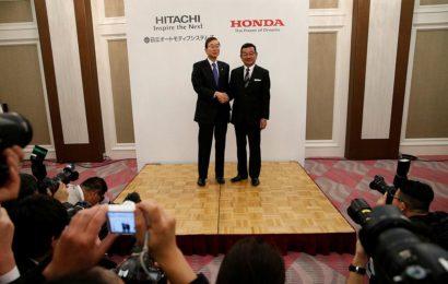 Honda и Hitachi будут вместе выпускать электродвигатели