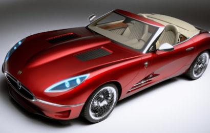 Elextra — загадочный электромобиль