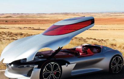 Renault обещает показать электромобиль-сюрприз