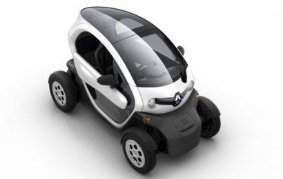 Официальные импортеры завезли электромобили