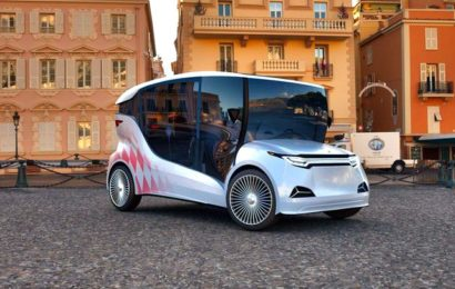 Украина переходит на электромобили