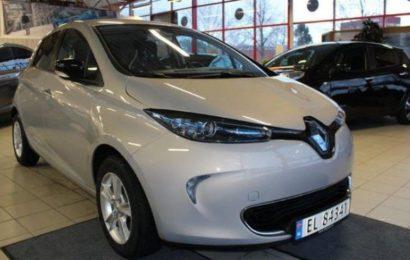 В Украине стартовали продажи электромобилей  Renault ZOE