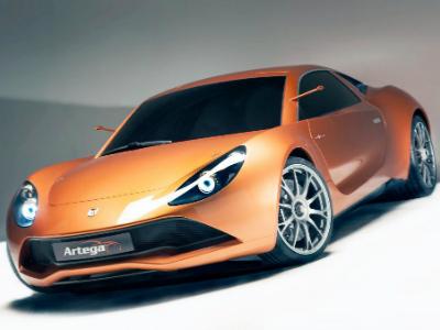 Новый электромобиль. 1020 л.с.