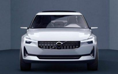 Объявлен ценник на электро Volvo