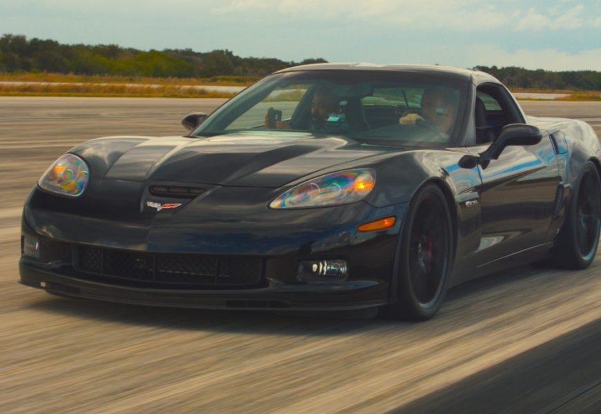 Очень быстрый электромобиль (видео)