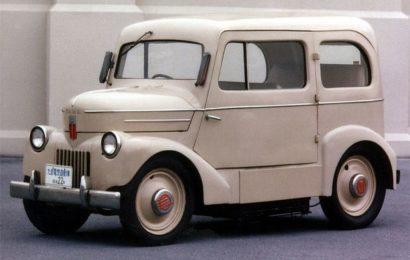 Tama: первый послевоенный электромобиль