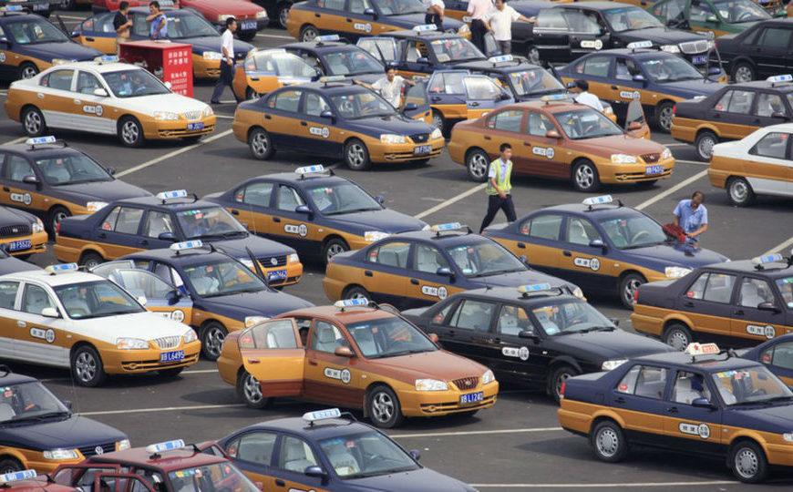 Пекинское такси будет электрическим
