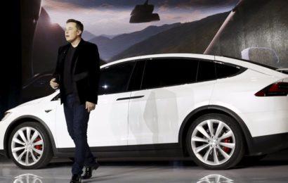 Представлена Tesla Model Y