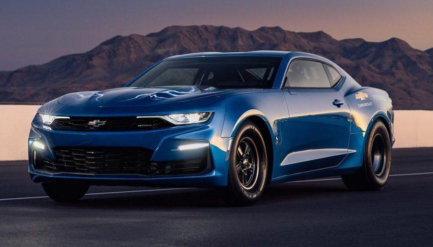 Chevrolet Camaro теперь электрический