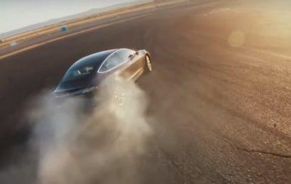 Tesla Model 3 оснастили гоночным режимом Track Mode