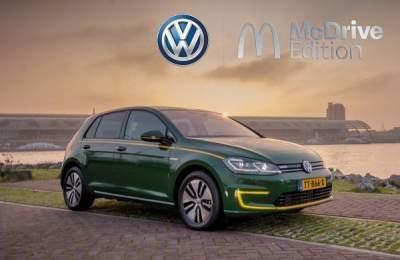 McDonald`s презентовал свой электромобиль?!