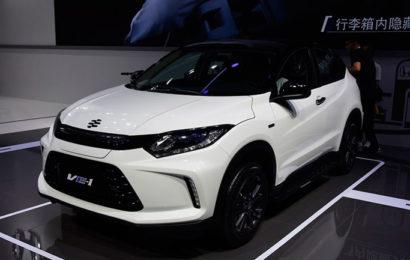 Новые электромобили на автосалоне в Гуанчжоу