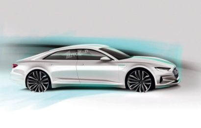 Audi провоцирует Теслу