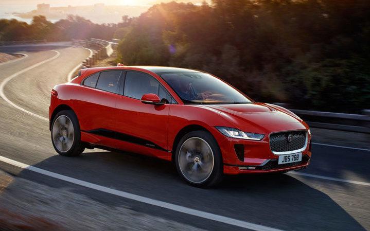 Jaguar I-Pace раскупается с неимоверной скоростью